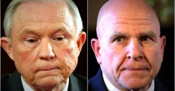 RUMBLINGS: President Trump Mulling Plan To FIRE AG Sessions, NSA McMaster