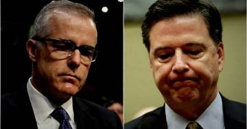 PAPER: Political Fight Could Become a Blood Feud Following the Firing of Andrew McCabe