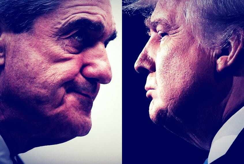 HERE IT IS=> The 10 Different Reasons the Mueller Investigation is Unconstitutional!