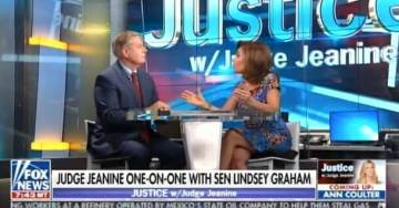 Lindsey Graham: We're Calling on Comey, McCabe, Lynch and Ohr to Testify This Summer (VIDEO)