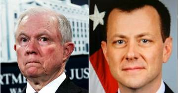 "AG Sessions Defends FBI Agent Peter Strzok, Claims Anti-Trump Texts May Have ""Innocent Explanation"""