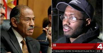 REPORT: Conyers' Son Body-Slammed His Girlfriend Then Sliced Her With a Knife