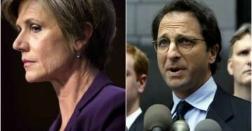 BREAKING: TOP MUELLER OFFICIAL Praised Sally Yates For Defying Trump Travel Ban