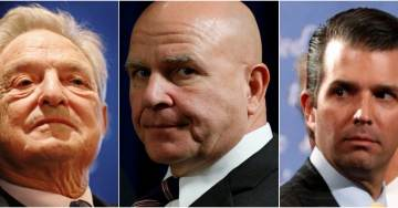EX-CIA AGENT: H.R. McMaster Authorized NSA to Spy on Donald Trump Jr. — Sent Intel to Facility Owned By George Soros