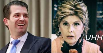 Donald Trump Jr. Wins The Internet With Gloria Allred Kill Shot After Accuser Admits Roy Moore Signature Forgery