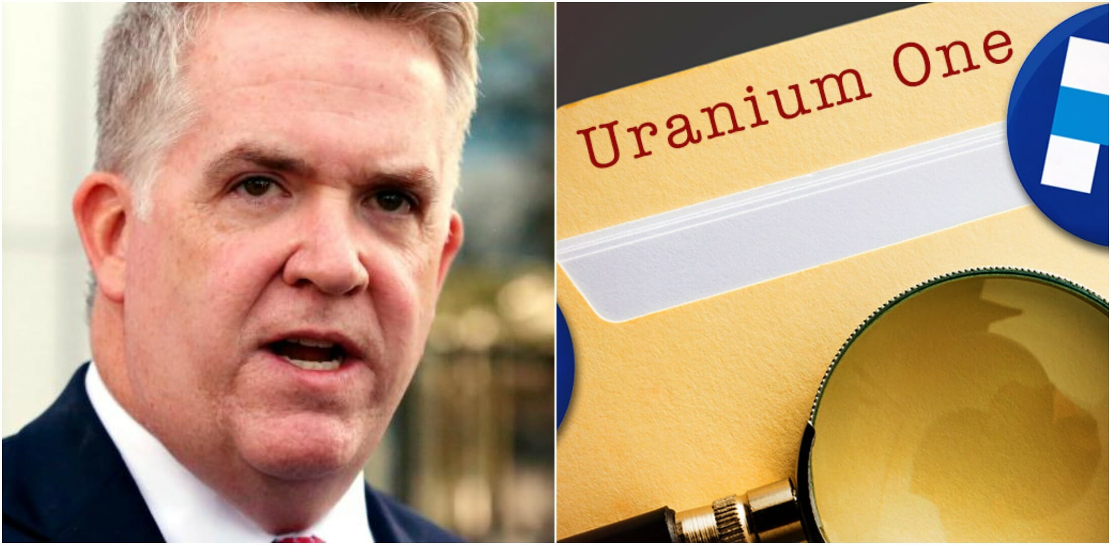 Judicial Watch: Inside the Curious Case of 'Outside D.C.' Federal Prosecutor John Huber and Uranium One