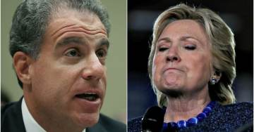 HOROWITZ DROPS BOMBSHELL: Hillary Clinton Was Not Formally Under FBI Investigation at Any Time in 2015-2016