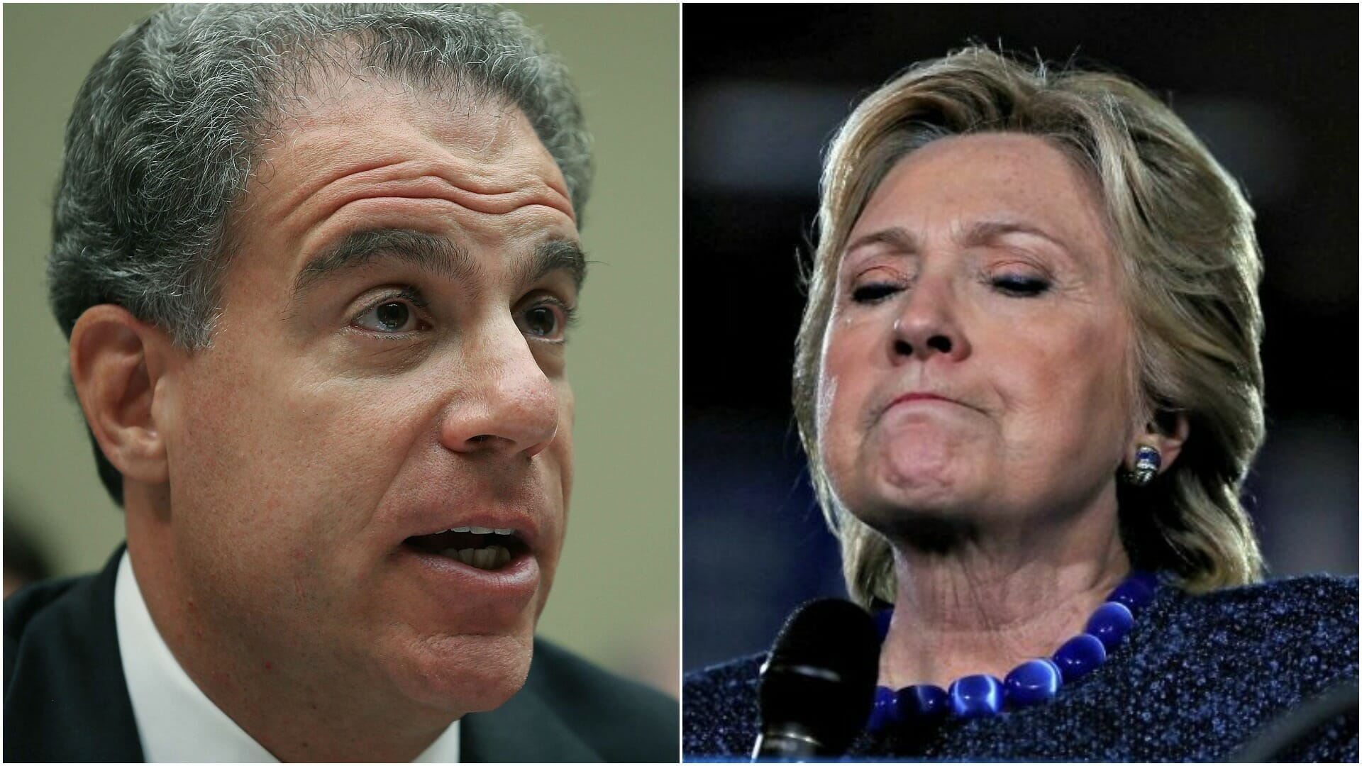 """BREAKING: IG Horowitz Found """"Reasonable Grounds"""" FBI Violated FEDERAL CRIMINAL LAW in Bureau's Handling of Hillary's Investigation"""