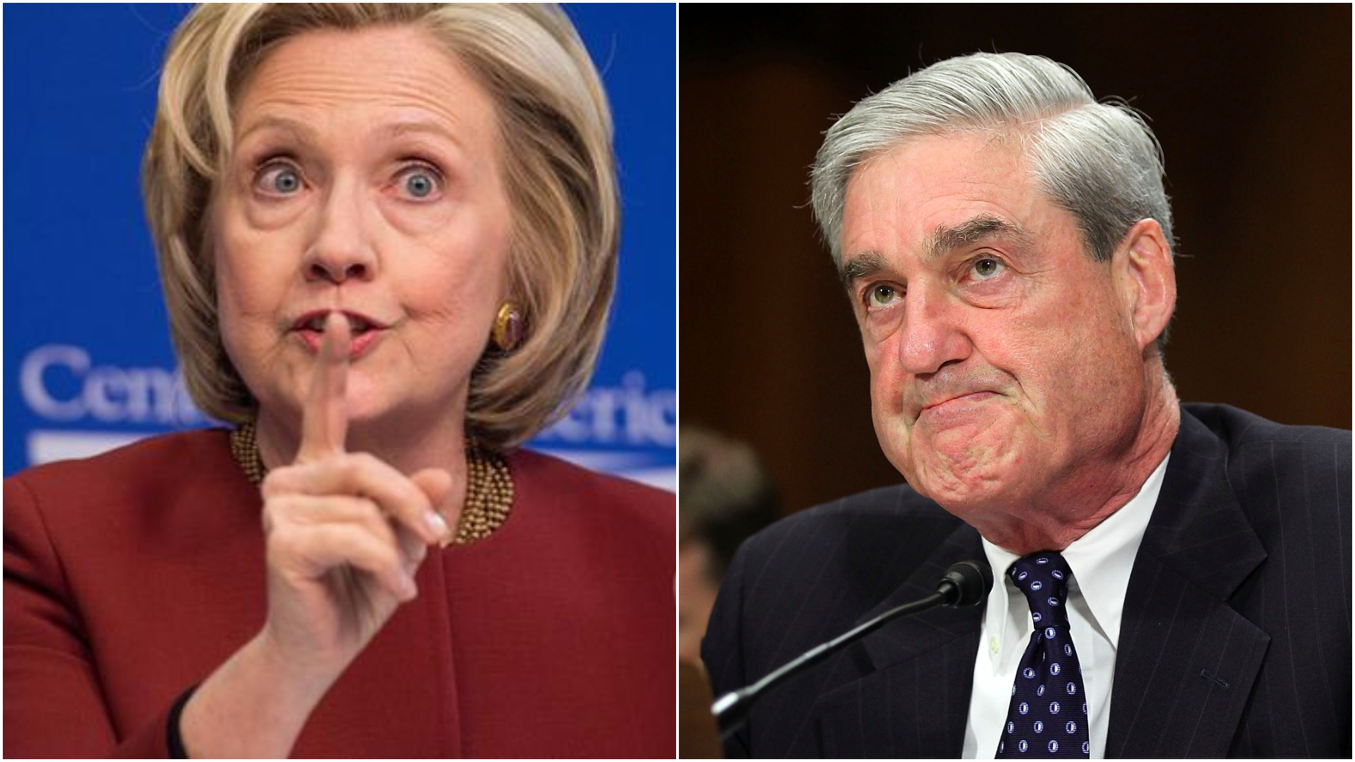THIS IS GETTING BRIGADED LIKE CRAZY ----> Hillary Clinton Ordered Mueller To Deliver Uranium To Russians In 'Secret Tarmac Meeting'