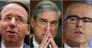 WOW! Mueller, McCabe & Rosenstein Involved in Cover-Up of FBI Probe Into Uranium-One Bribes