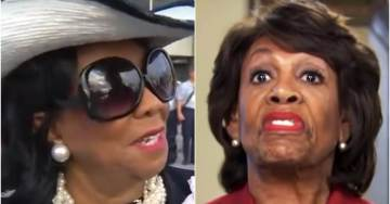 """Mad"" Maxine Waters Gives Fiery Defense of ""Wacky"" Frederica Wilson As Condolence Call Drama Rolls On"