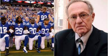 Alan Dershowitz Breaks Down Why NFL Players DON'T Have Constitutional Right To Kneel During National Anthem (AUDIO)