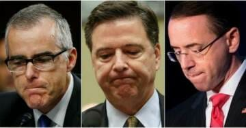 TRUMP Goes on Offense: Calls on FISA Judge to Call in Comey, Yates, McCabe, Rosenstein and Press Criminal Charges