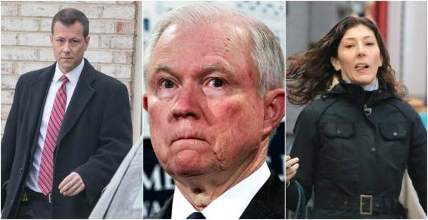 photo image Ouch! Senator Chuck Grassley BLASTS Failed Attorney General Jeff Sessions
