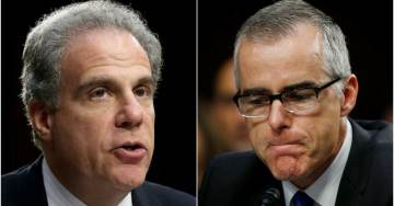 BREAKING: Inspector General Sends Criminal Referral of Andrew McCabe to US Attorney's Office