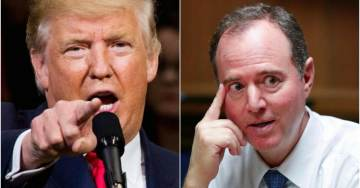 Crazy Adam Schiff Attacks POTUS After Mueller Indictment Shows ZERO Trump-Russia Collusion