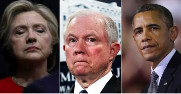 Sessions DOJ Caught Downplaying Evidence Linking Obama And Hillary To Uranium-One Scandal