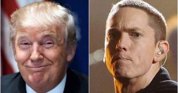 'He's Not Paying Attention To Me!': 'Extremely Angry' Eminem Complains Trump Never Responded To BET Awards Freestyle Diss (AUDIO)