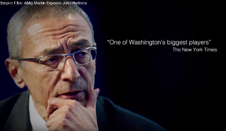 John Podesta: Social Media Companies Should Police Fake News