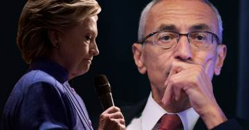 Creepy John Podesta Represented Foreign Governments While Working in White House – Not Hero General Flynn!