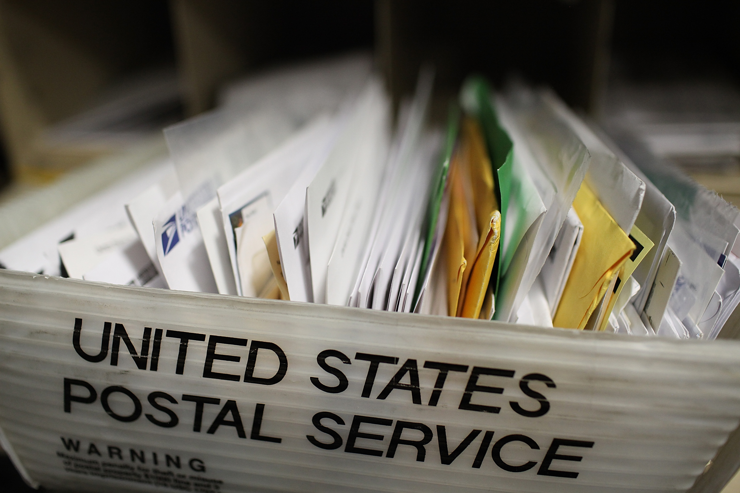 POSTAL WORKER Brags line About Destroying Trump Ballots Updated