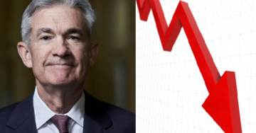 CAN HIS A$$! JEROME POWELL STOCK MARKET CRASH NOW GREATER THAN 9-11 DISASTER