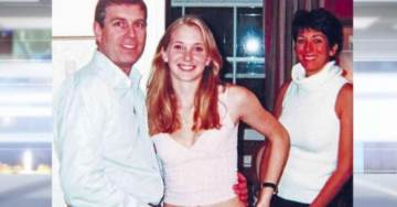 Jeffrey Epstein 'Sex Slave' Describes 'Having Sex With Prince Andrew At Age 17'