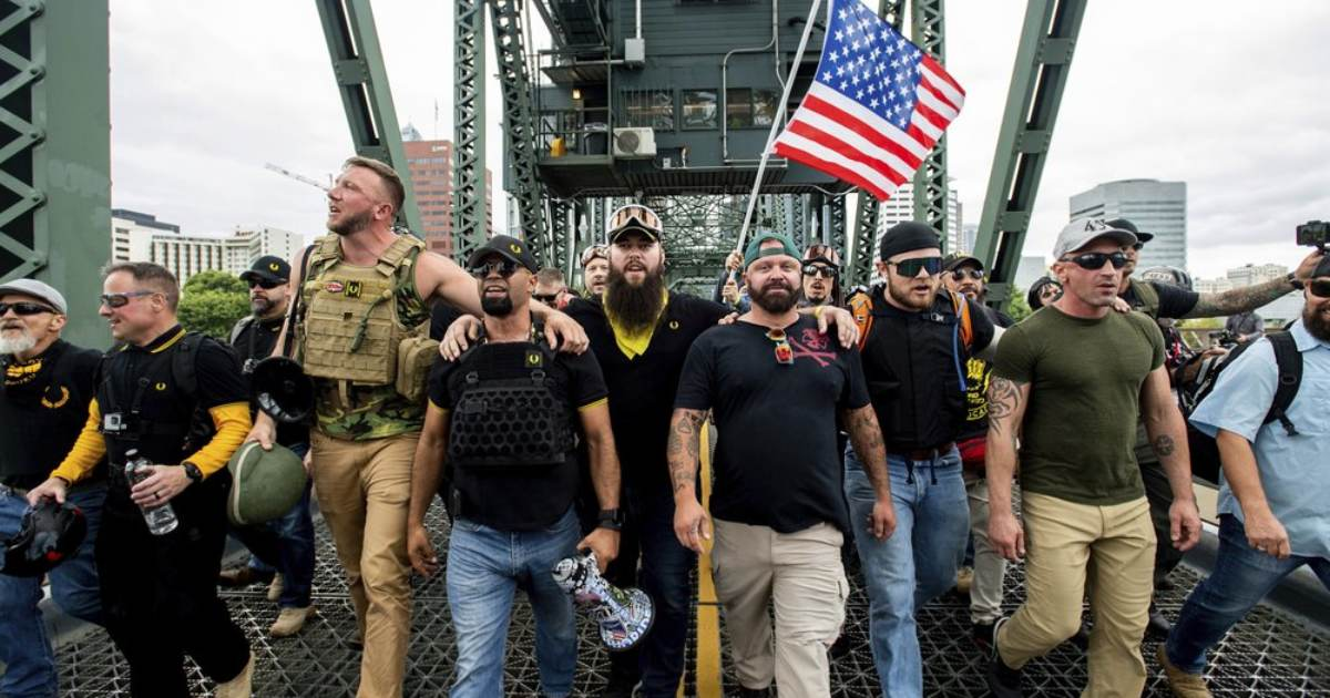 Proud Boys Statement: Patriots Promise to Revisit Portland If Mayor Wheeler Continues to Ignore Antifa Terrorists