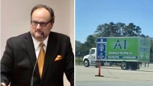 Jovan Pulitzer says Georgia Called in Trucks to Get Rid of the Evidence in Fulton County He is Supposed to be Scanning! (VIDEO)