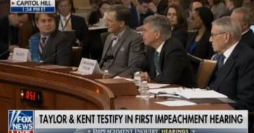 **DEAD SILENCE!** – Rep. John Ratcliffe STUMPS SCHIFF'S TOP WITNESSES — They Can't Name a Crime Trump Committed!! (VIDEO)