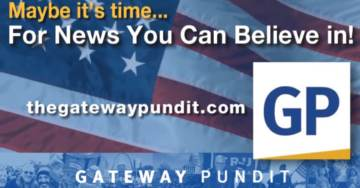 """LOOK FOR US IN TIMES SQUARE! The Gateway Pundit Billboard Ad Now Live at """"Crossroads of the World"""" (VIDEO)"""
