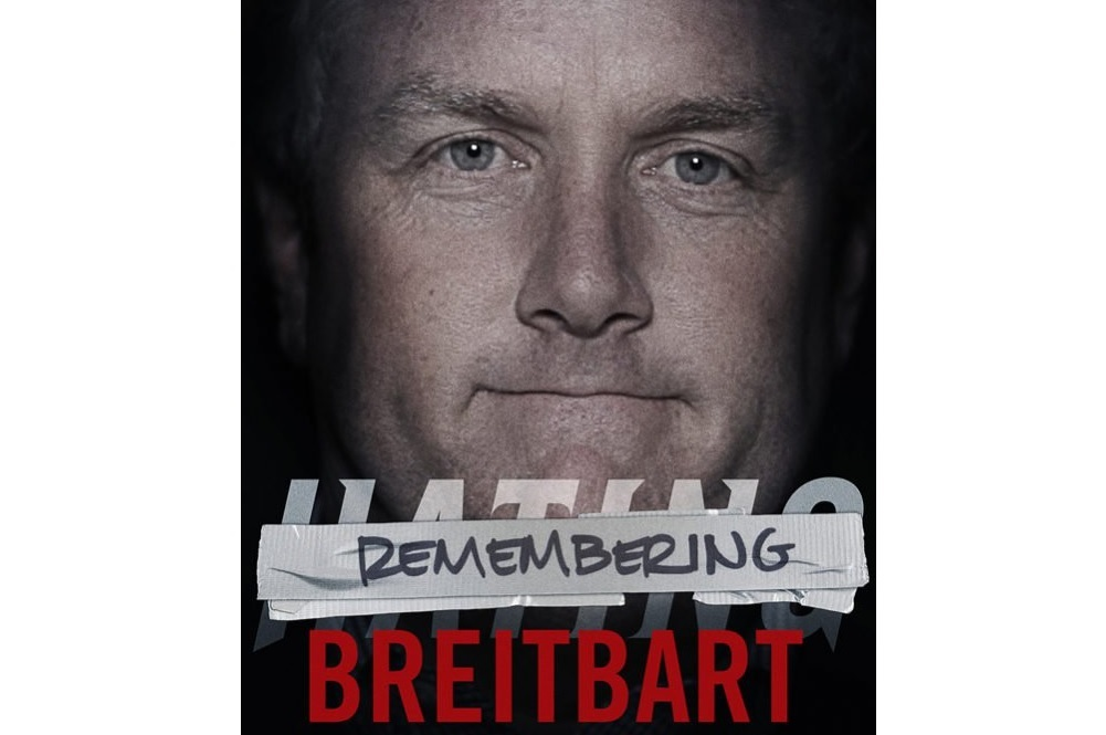 """REMEMBERING BREITBART: Filmmaker Releases Andrew's Famous """"War"""" Speech on Anniversary of His Death"""