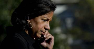 STUNNING=> Susan Rice Ordered NSC Officials To 'STAND DOWN' Amid Russian Hacking Fears