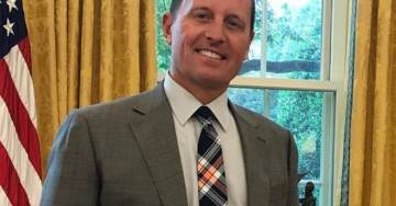 'Cryin' Chuck' Schumer is Blocking Vote for Trump German Ambassador Pick Richard Grenell – So That CIA in Berlin Can Blow Cash on Bogus Naked Trump Shots