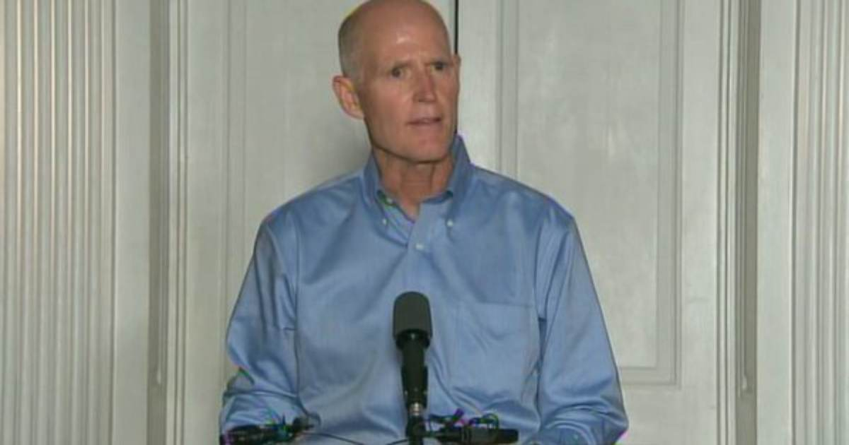 FL Governor Rick Scott Orders State Police Seize ALL BROWARD AND PALM BEACH BALLOTS