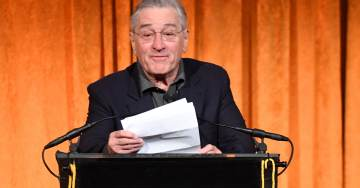 'Con-Artist Son of a Bitch' – UNHINGED ROBERT DeNIRO Blasts Trump in Profane-Laced Speech to High School Students