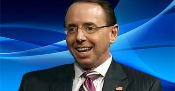 Rosenstein Testimony to be Held in SCIF – Transcribed Interview Will Have Redactions