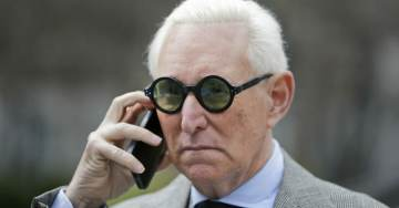 ROGER STONE EXCLUSIVE: Mueller Can Indict a Ham Sandwich But I'm Not Interested in Being His Lunch