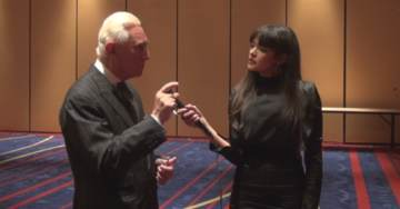 EXCLUSIVE…Roger Stone: 'Faux' Russia Probe Will Continue Until 2020 Unless Trump Ends It! (Video)