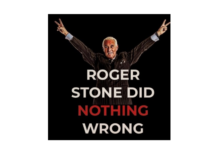 "ROGER STONE EXCLUSIVE: ""Baseless Media Claims That I Was Involved In the Riot at the Capitol January 6th Are a HOAX To Motivate Prosecutors Despite Any Evidence"""