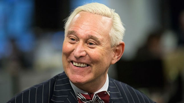 Political Legend Roger Stone Needs Help Raising Funds to Fight the Swamp Creatures