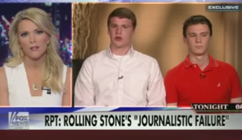 rolling stone hoax victims