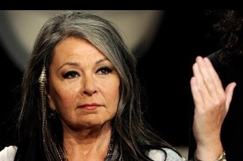 Roseanne Barr to Jimmy Kimmel 'Zip Your F*cking Lip About Trump' (VIDEO)
