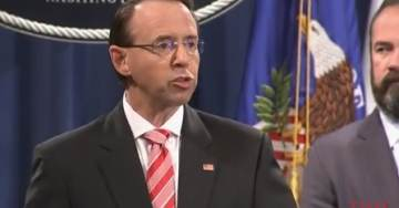 Rosenstein Found It Necessary to Interrupt Trump's Foreign Trip with Info That WAS ALL RELEASED in Previous April House Intel Report