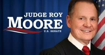 Roy Moore Supporters Confident GOP Write-In Challenger Brainchild of Deep State to Throw #AlSen