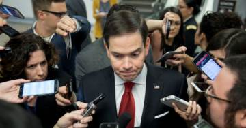 RINO And TDS Sufferer Marco Rubio Laying Out Plans For 'Post-Trump Conservatism'