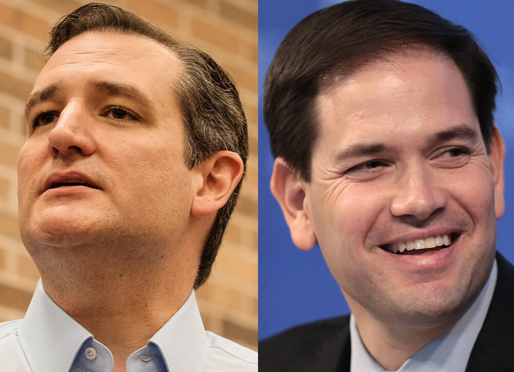Cruz and Rubio Eligibility Lawsuit Set for 11 AM, Friday March 4th in Florida