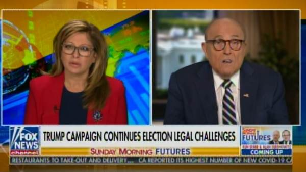 """""""The FBI Is Nowhere to be Found!"""" – Rudy Giuliani Reveals UNDENIABLE VOTER FRAUD in 2020 Election – Now Has 1,000 Signed Witness Affidavits! (VIDEO)"""