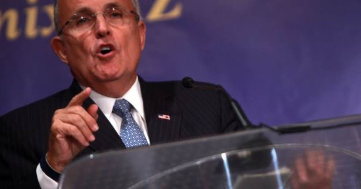 BOOM! Rudy Giuliani BLOWS UP Schiff's First Witness GEORGE KENT – He's Behind Dismissal of Investigation into Soros's Corrupt AntAC Operation in Ukraine