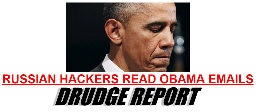 russian hackers obama